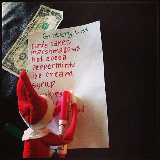 The post is for Elf ideas. Honestly I don't know why anyone who doesn't believe the Elf on the shelf is a good idea, who doesn't condone the elf or has no interest in the elf, is even reading elf on the shelf ideas in the first place. Let alone judging those who choose to enjoy the elf on the shelf with their children.
