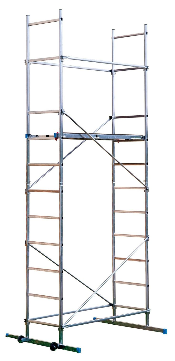 First Five Scaffold Tower