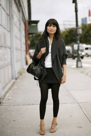 Картинки по запросу черные босоножки джинсовая юбка
