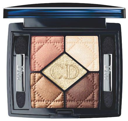 Dior 5-Couleurs Eyeshadow in Golden Flower #644