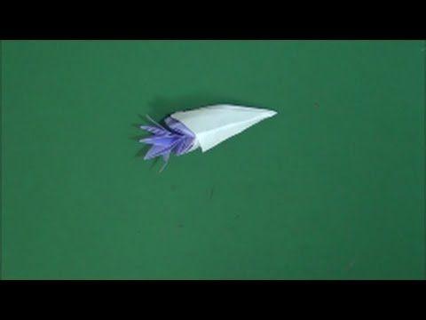 "Dinosaur origami""Chambered nautilus""恐竜折り紙「オウムガイ」 - YouTube"