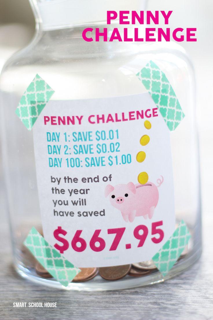 Penny Challenge | Money Tip