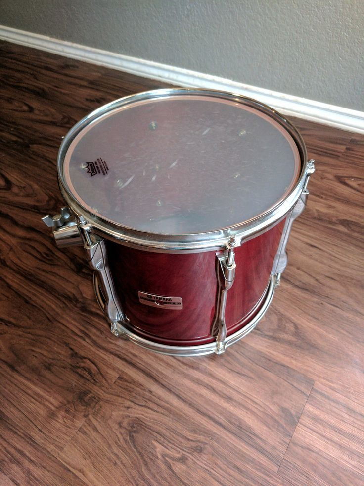 Yamaha Recording Custom 1311 tom drum excellent-used drums for sale