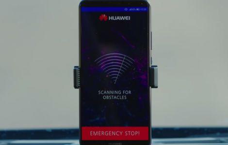 Huawei ne Arata cum poate fi Utilizat un Smartphone pentru a Conduce o Masina (VIDEO)
