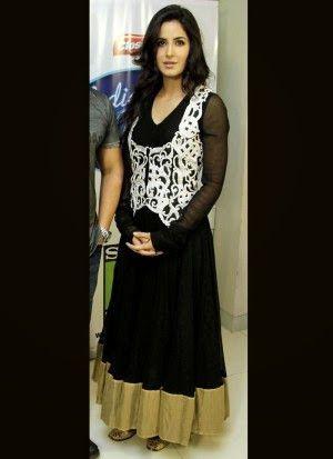 Katrina Kaif Black Gown | Veeshack Shop