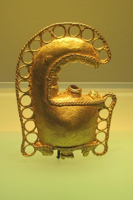 Gold Museum, Museo del Oro , Bogota.