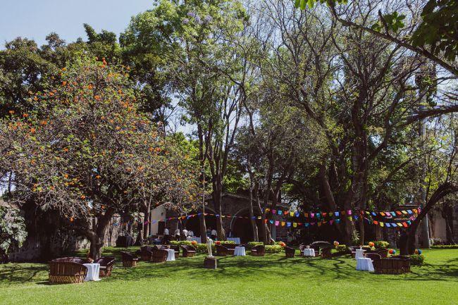 Gaaf! Laat je inspireren door deze kleurrijke Mexicaanse bruiloft Image: 4