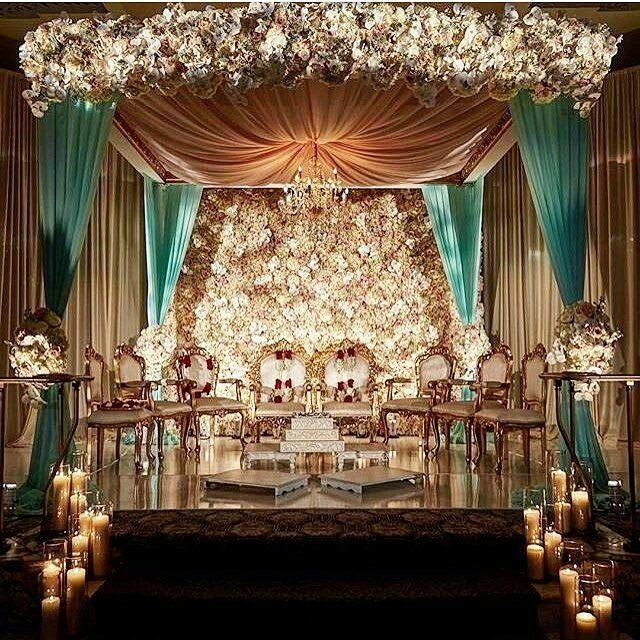 25 best ideas about wedding mandap on pinterest mandap for Asian wedding stage decoration london