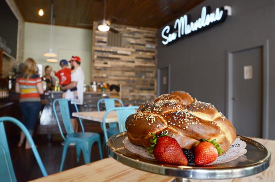 It's Not Your Ordinary Bakery || The Root Cellar Bakery || San Marcos Texas Convention and Visitor Bureau