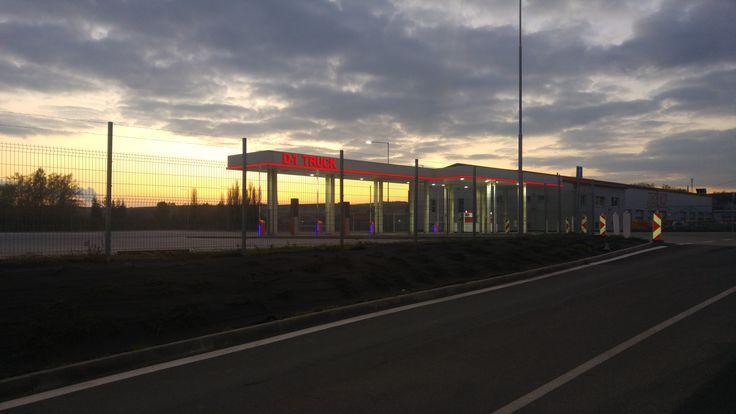 Petrol station near Brno