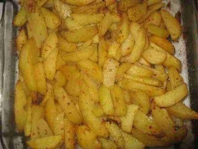 turkish potatoes