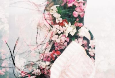 Double exposureDouble Exposure Photography, Inspiration, Painting Art, Artists Book, Book Series, Art Painting, Design Blog, Flower, Pakayla Biehn