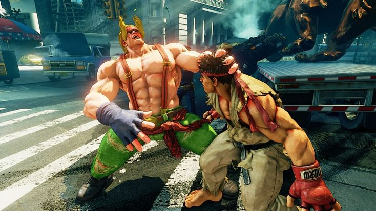 Yoshinori Ono misses socialization of arcade rooms Linux PC PS3 PS4 Street Fighter V Xbox 360 Xbox One