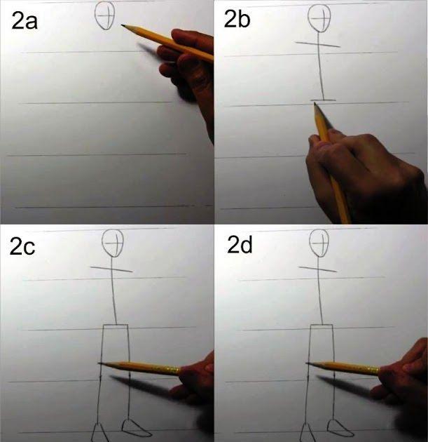 Contoh Gambar Ilustrasi Otot Manusia Cara Menggambar Manusia Secara Proporsional Menggunakan Pensil Mekanisme Pernapasan Ma Ilustrasi Gambar Sistem Otot