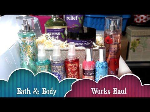 """BATH & BODY WORKS """"FREE ITEMS"""" HAUL"""