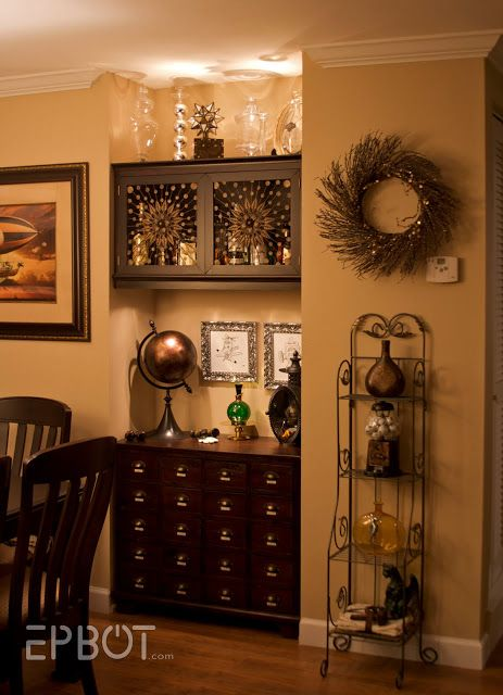 Best Steampunk Living Room Ideas Images On Pinterest - Steampunk living room