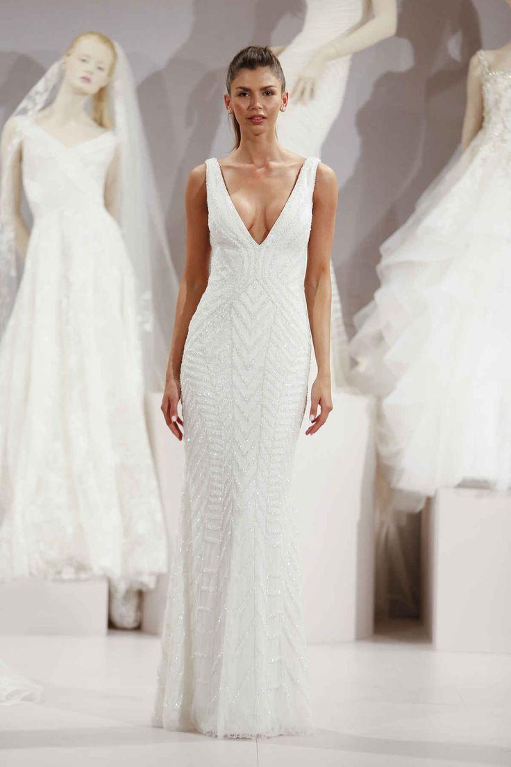 Best 222.0+ Beach Wedding Dresses images on Pinterest | Wedding ...
