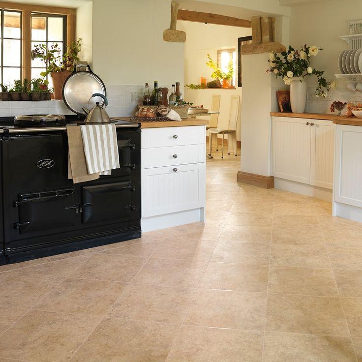 #burkolat A konyhában a követ szoktuk meg, mert vízálló. A szobában a melegburkolatot szoktuk meg, mert kellemesen meleg. A Designflooring LVT/vinyl padlólapja egy jól burkolható, kő mintázatú, vízálló melegburkolat.  #vinyl #lakberendezes #design