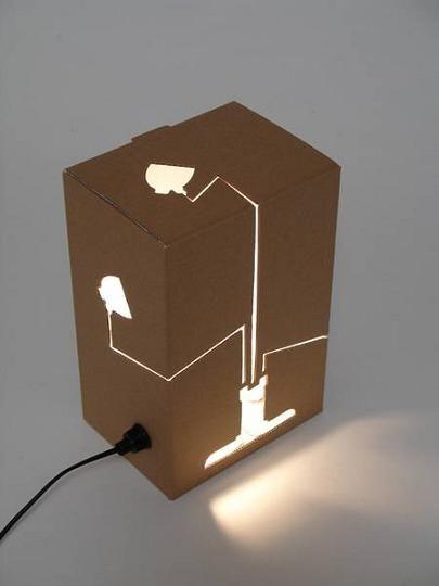 box, or lamp?  box lamp!