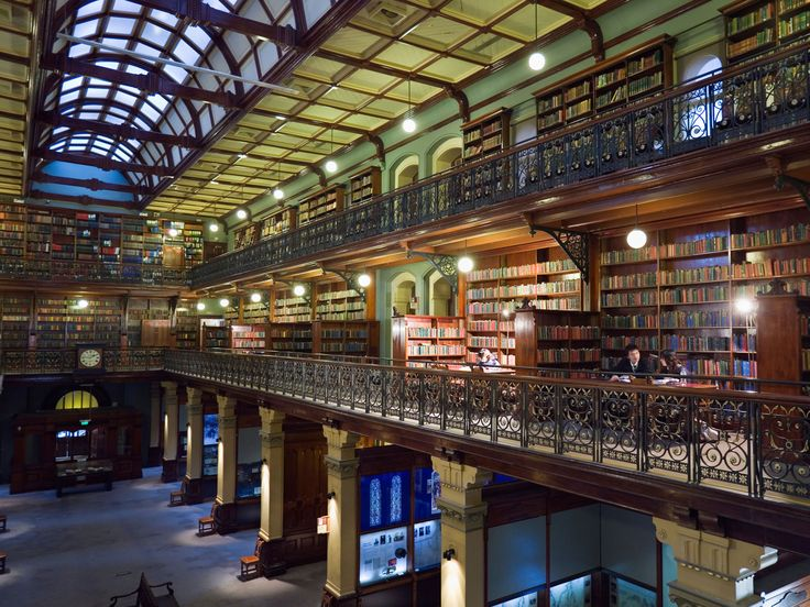10 libraries beautiful architecture, art, and gardens