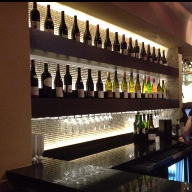 Fresh Back Bar Display Ideas