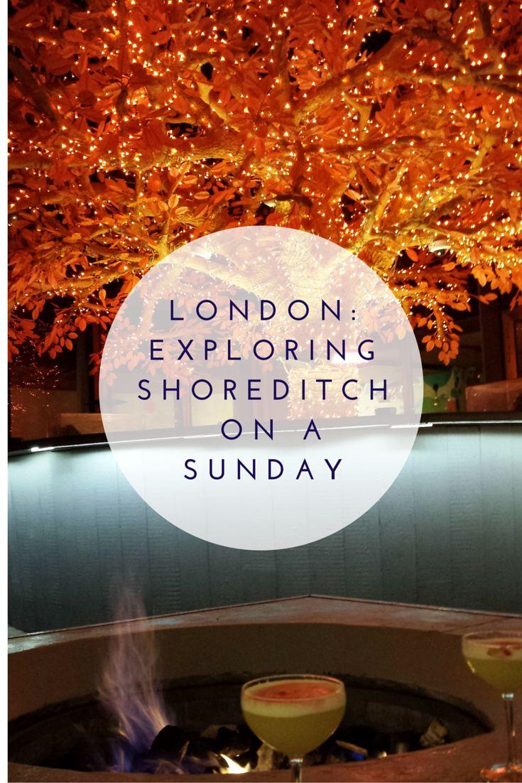 London: Exploring Shoreditch on a Sunday