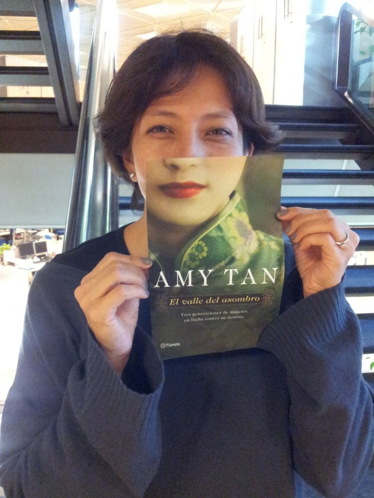 new york times book review amy tan