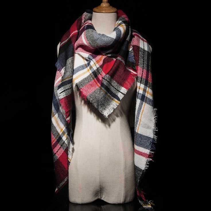 Item Type: Scarves Pattern Type: Plaid Department Name: Adult Scarves Type: Scarf Style: Fashion Gender: Women Brand Name: Liva girl Material: Cashmere Model Number: WJ-232 Scarves Length: 135cm-175cm