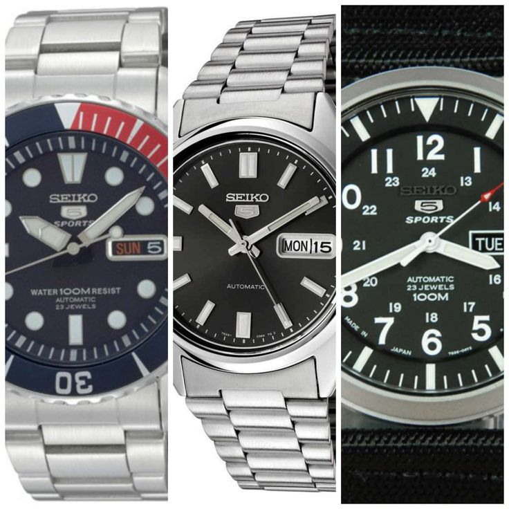 Best Seiko 5 Watches For Men Hey everyone, today we're taking a look at the 14 best Seiko 5 watches for men. We have a variety to look through that should be a really interesting list. We'll be taking a look at some of the most popular Seiko 5 watches for men that are currently …