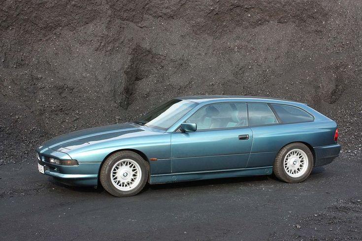 BMW-840-Touring Shooting Brake
