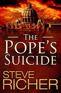#Mystery #Thriller Cats Read Mysteries: Fresh Cream: The Pope's Suicide by Steve Richer