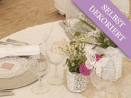 Platzanweiser Hochzeit Staffelei mit Tischkarten