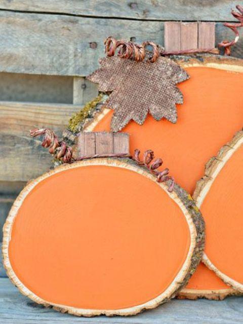 26 Awesome Faux Pumpkin Ideas For Fall Home Décor
