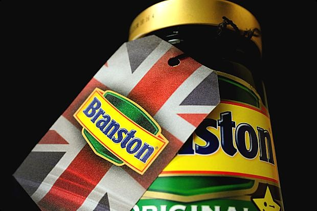 Oct 31 Branston Pickle has been sold to a Japanese company for £92.5 million. Premier Foods is to sell its sweet pickles and table sauce business to Mizkan in a move that will place another famous British brand in foreign hands.