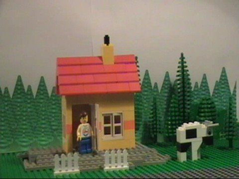Bouw je huis op de rotsen