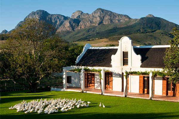 Dutch farm in South Africa
