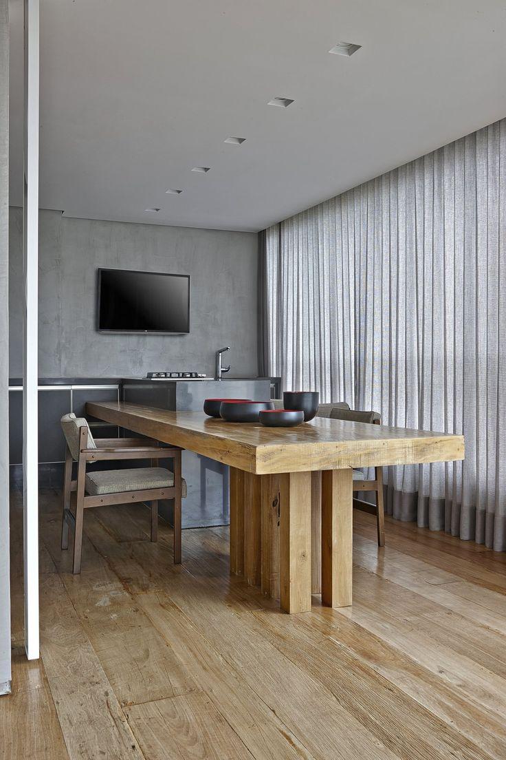 Apartment LA by David Guerra - recessed lighting