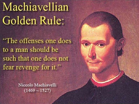 Machiavelli and renaissance humanism