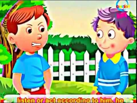 how to deal with anger control your anger moral story for kids car