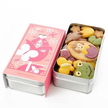 Andersen Japanese cookies