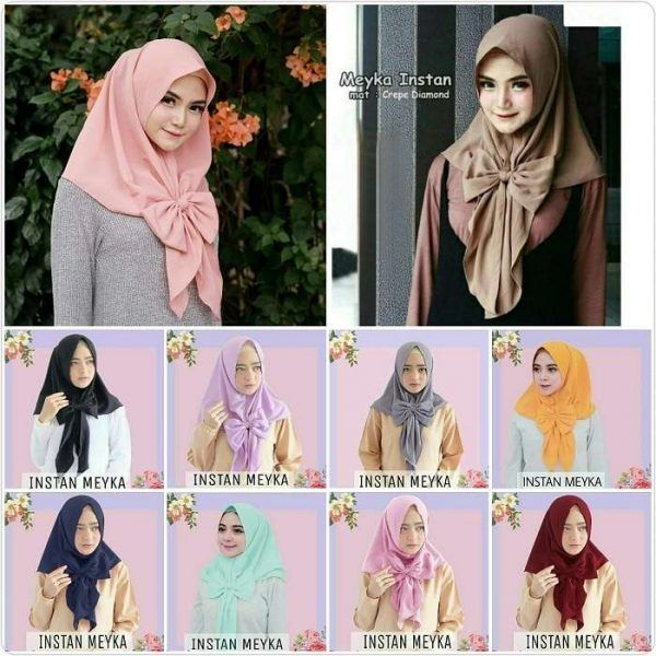 Tutorial Hijab Untuk Baju Gamis Tutorial Lif Co Id