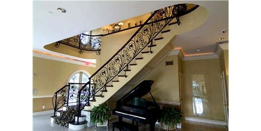 1000 images about luxurious stairs on pinterest the for Majestic homes bryan tx