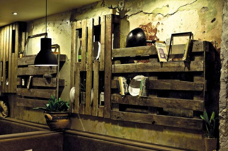 Kaviareň s nádychom minulosti #ASB #interior #design #café