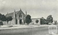 Roman Catholic Church, Box Hill, 1956