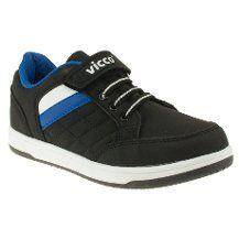 Vicco 938Z272 Tek Cirt Siyah Çocuk Spor Ayakkabı
