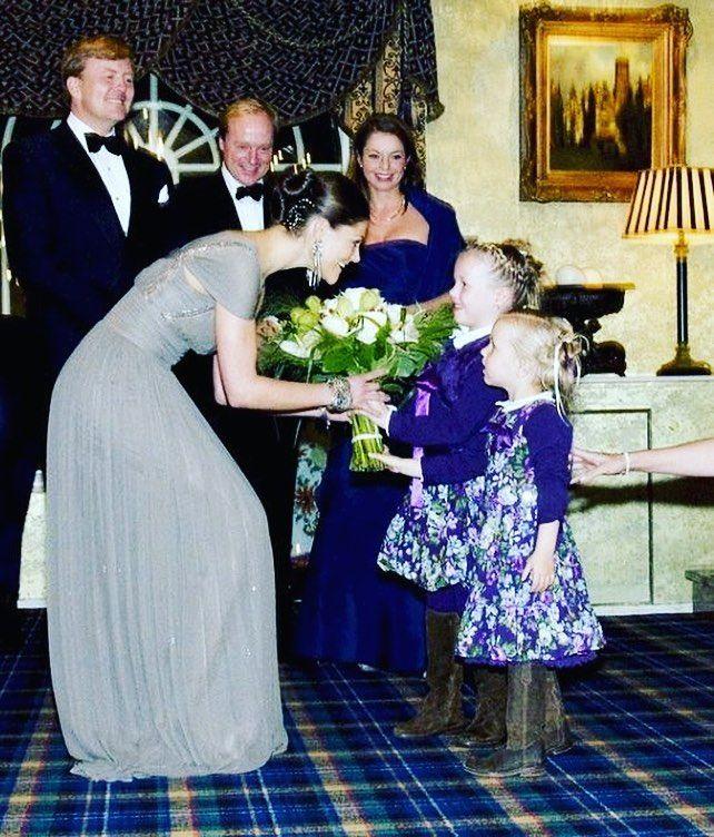 """142 gilla-markeringar, 2 kommentarer - Swedish Royal Family (@svenskakungligt) på Instagram: """"Crown Princess Victoria of Sweden with King Willem-Alexander of Netherlands"""""""