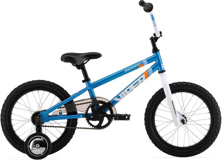 "Diamondback Male Mini Viper 16"" Boys' Bike"