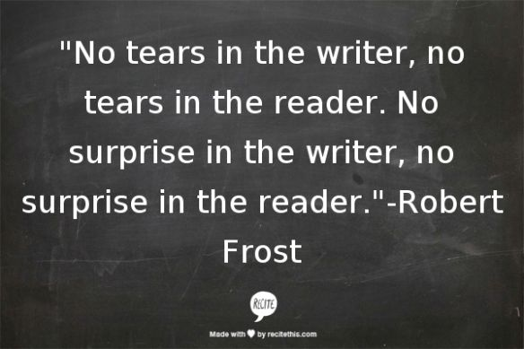 literary essay of robert frosts out Essay out, out- out, out-- by robert frost is a poem about a young boy who  dies as a  his literary works are perplexed, disturbing, and even grotesque.