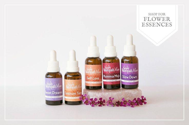 Naughty Naturopath Mum Flower Essences | Buy My Things