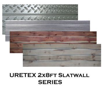 View products by texture from Faux Stone Sheets, USA manufacturer of faux stone, brick, ledgestone, stacked stone, and wood panels.